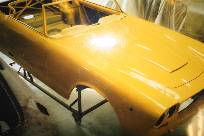 Lancia Flaminia Cabriolet 2.5 3c