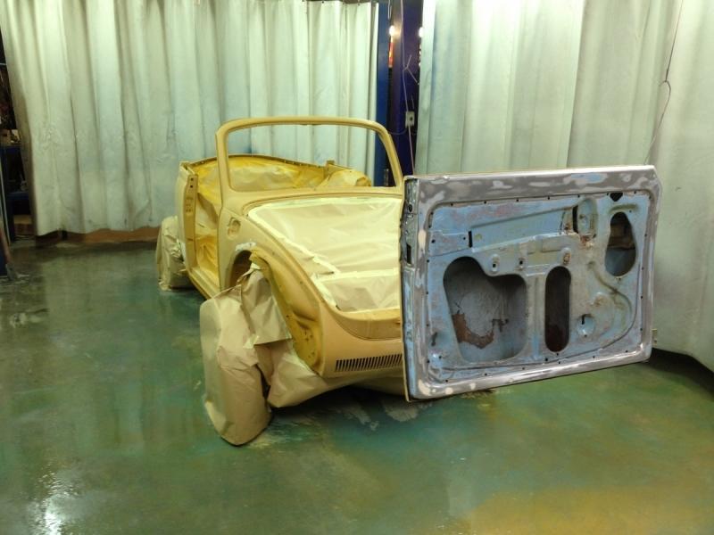 VW Kever Cabriolet